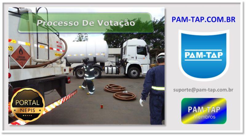 Sistema de Votação Online – Processo de Votação PAM-TAP