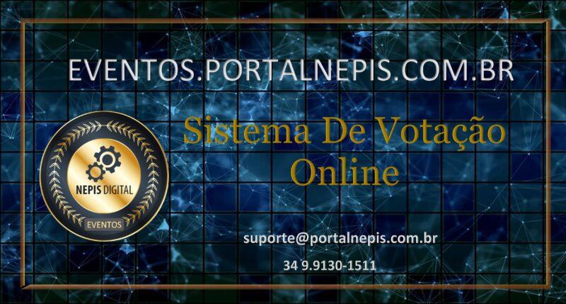 Sistema De Votação 100% Online